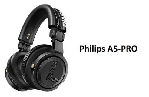 Kulaklığa Armin van Buuren dokunuşu ve sonuç; Philips A5-PRO