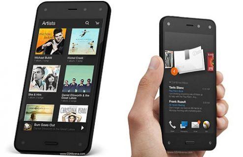 Amazon Fire Phone'a genel bir bakış