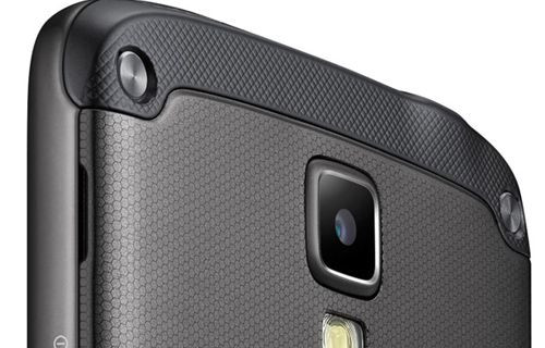 Galaxy S4 Active'e ilginç video