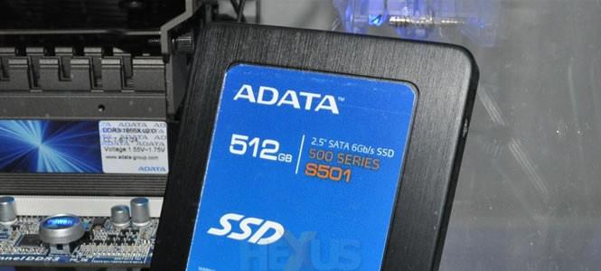 DataStar' dan ADATA SSD diskler