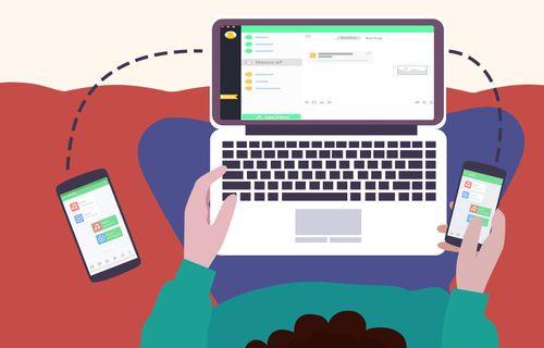 Bilgisayarınızdan Android telefonunuzu yönetin! (Airdroid)