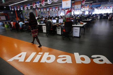 Alibaba, Bekarlar Gününde Şov Yaptı
