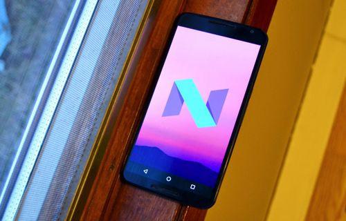 Android N sürüm numarası belli oldu