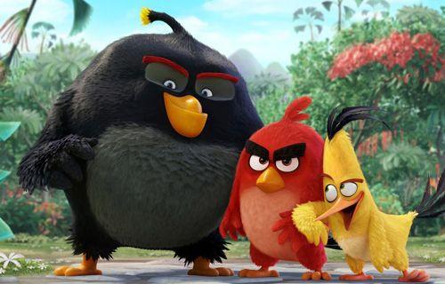 Angry Birds Movie Resmi Fragmanı Yayınlandı