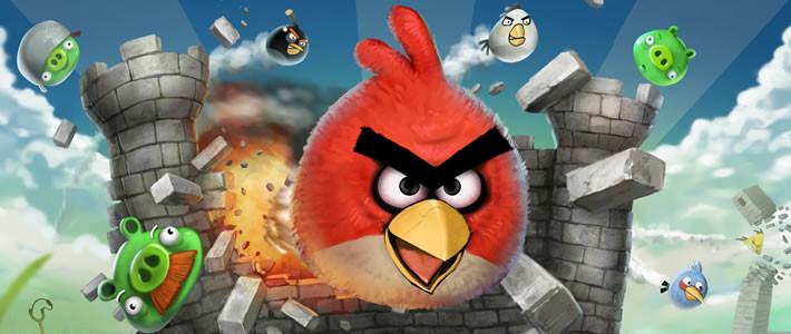 Angry Birds konsollara geliyor!