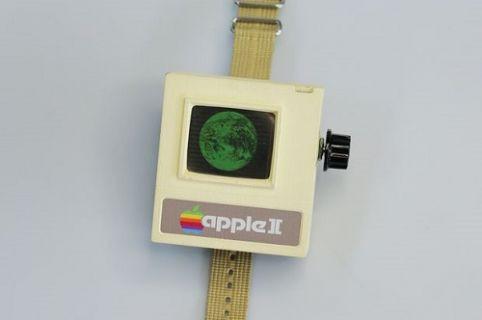 Apple II Watch karşınızda!
