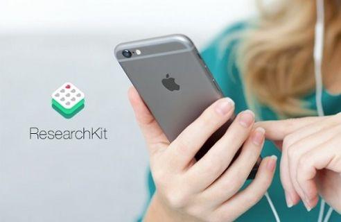 Apple, ResearchKit'i bugün ''Tıp Araştırmacılarının'' kullanımına sundu