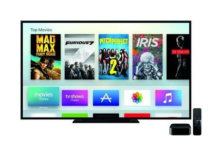 Apple, 60 inç TV üzerinde çalışıyor! İşte Apple TV'nin görüntüleri!