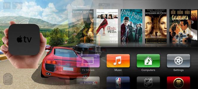Apple TV için hazırlıklar başlıyor!