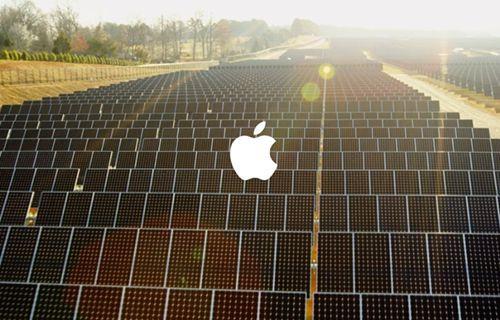 Apple'ın Güneş enerjisi projesi hakkında yeni bilgiler paylaşıldı