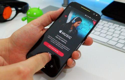 Apple Music sonunda Android'de!