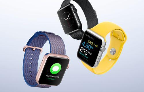 Apple Watch 2'nin çıkış tarihi ve yeni özellikleri belli oldu
