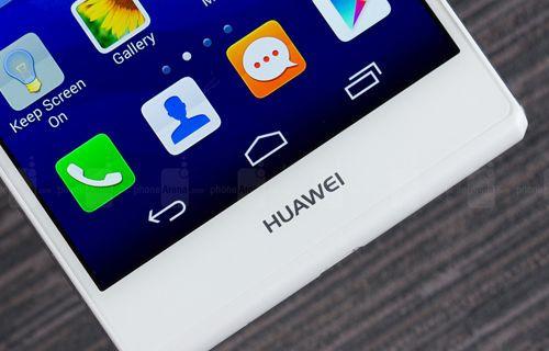 Zarif ve şık akıllı telefon Huawei Ascend P7 açıklandı