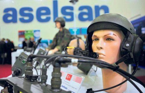 Aselsan'dan uydu haberleşme sisteminde de bir ilk!