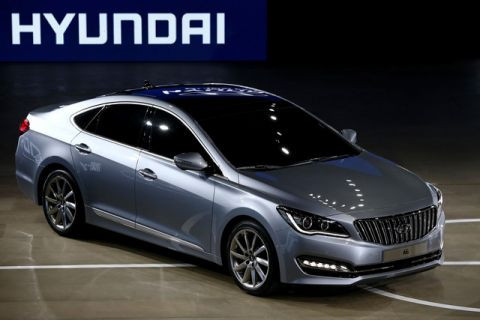 Hyundai'den 'Aslan' gibi  otomobil!
