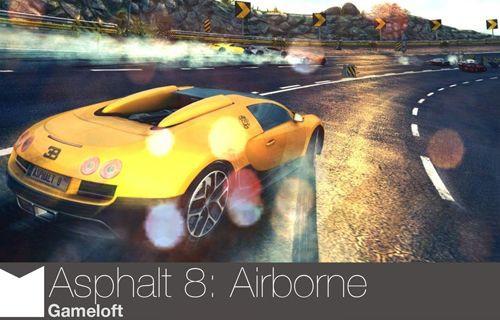 Asphalt 8: Airborne'a yeni video
