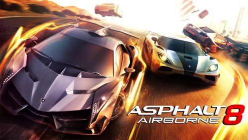 Asphalt 8: Airborne 'Apple TV 2015'in En İyileri' listesine girdi