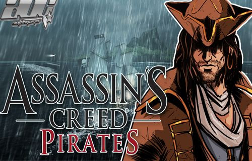 Assassin's Creed Pirates, Android ve iOS'a geliyor! Video