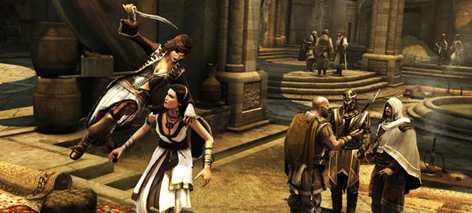 İşte Assassin's Creed karakterleri ve gerçek halleri!