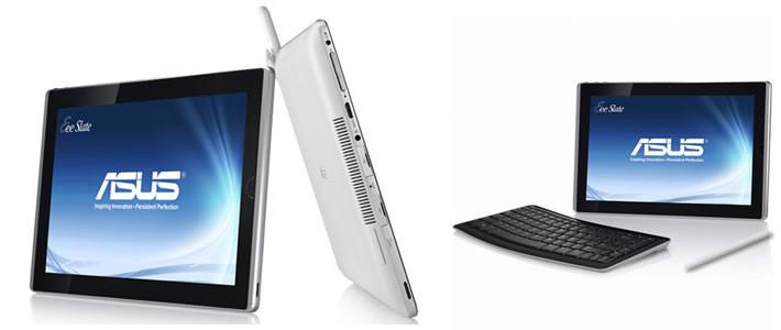 Asus' un tableti EEE B121 Avrupa' da satışa çıktı