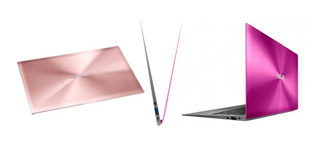 Full HD Ultrabook ilk olarak Asus'tan geldi