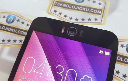 Asus Zenfone Selfie Ön ve Arka Kamera Karşılaştırma!