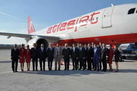 Atlasjet ve STM nin Teknolojik İş Birliği