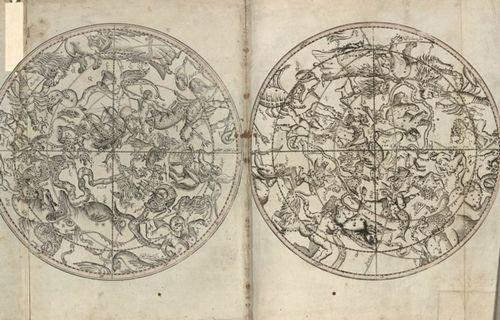 Osmanlı'da basılan ilk dünya atlasını görmeye ne dersiniz?