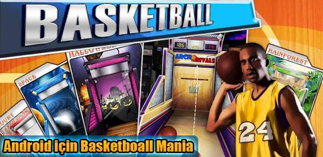 Android için Basketball Mania