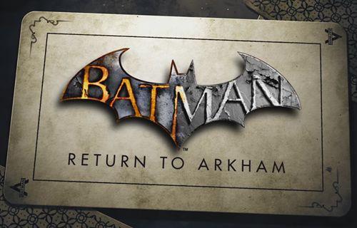 Batman: Return to Arkham'ın Çıkış Videosu Yayınlandı