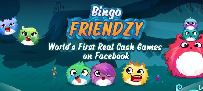 Facebook'tan gerçek paralı kumar oyunu! 'Bingo Friendzy'