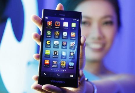 BlackBerry Z3 Hindistan'da satışa sunuluyor