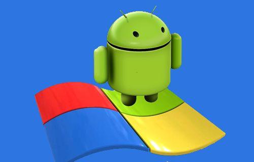 Bilgisayarınızda Android uygulamaları çalıştırın!