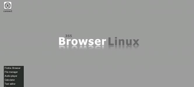 Browser Linux: Mini işletim sistemi