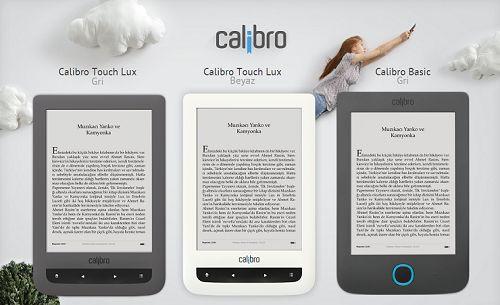 Türkçe kitap okuyucu 'Calibro' ile tanışın