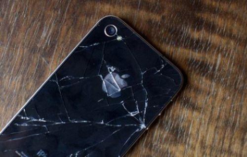 iPhone 5S'in hasarlı ekranı Apple Store'larda değiştirilecek