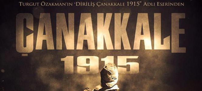 'Çanakkale 1915 Filmi'nden yepyeni görüntüler!