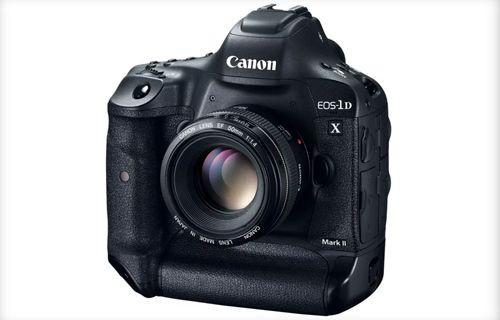 Canon EOS-1DX Mark II Tanıtıldı