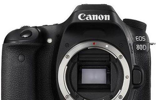 Canon 80D Modeline Ait İlk Görseller Ortaya Çıktı