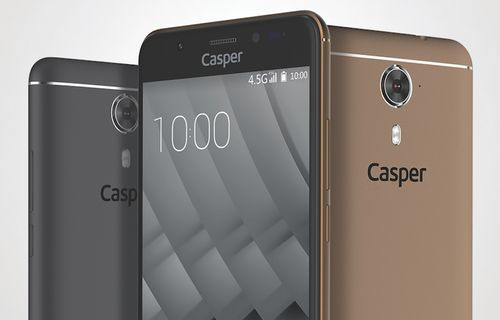 Casper VIA M2 duyuruldu