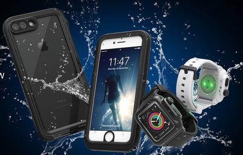 Catalyst iPhone 7 ve Apple Watch Kılıf inceleme