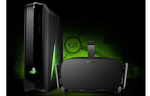 CES 2016: Alienware X51 R3 Modeli Oculus Rift Desteği İle Duyuruldu