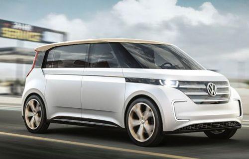 CES 2016: Elektrikli Volkswagen Bus Tanıtıldı