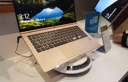 CES 2016: LG Gram Serisi Dizüstü Bilgisayarlar