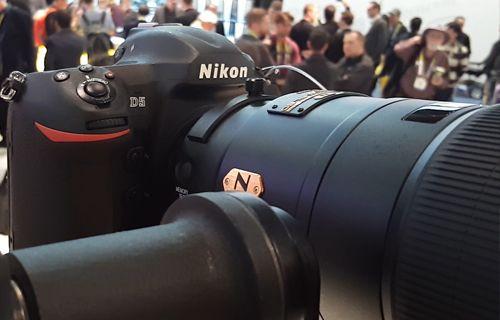 CES 2016: Nikon D5 Ön İnceleme