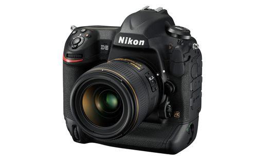 CES 2016: Nikon D5 Tanıtıldı