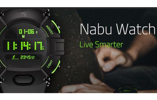 CES 2016: Razer Nabu Watch Tanıtıldı