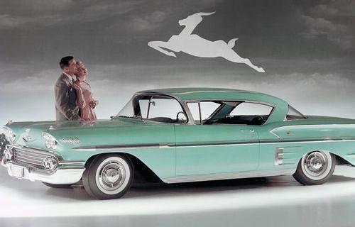 Chevrolet Impala'ya yakından bakın