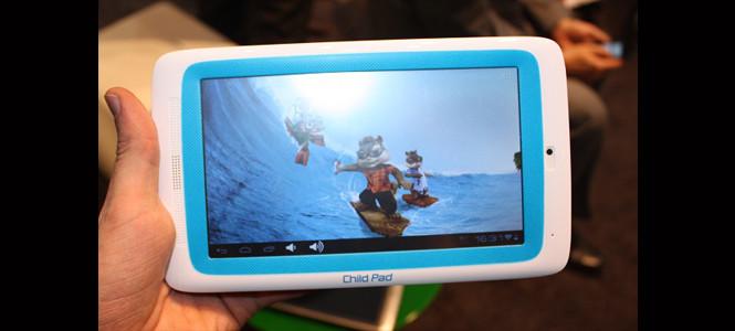Çocuklara özel tablet ChildPad yakındaTürkiye'de!