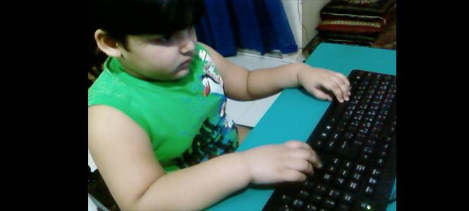 6 yaşındaki çocuk bilgisayar dehası